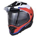 _Acerbis Reactive Helmet Red/White | 0023466.343 | Greenland MX_