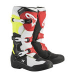 _Alpinestars Tech 3 Boots Black/White | 2013018-1053-P | Greenland MX_