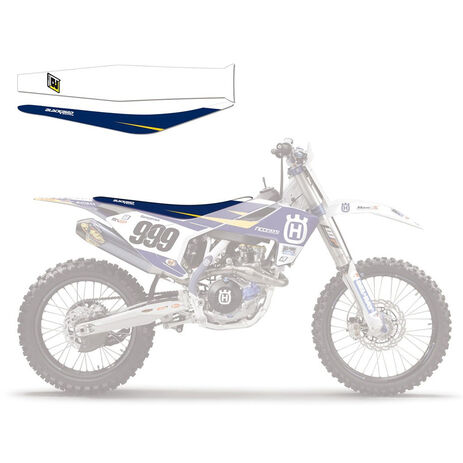 _Blackbird Replica Ricci Racing 2015 Husqvarna FC/TC 16-18 FE/TE 17-19 Seat Cover | 1622R | Greenland MX_