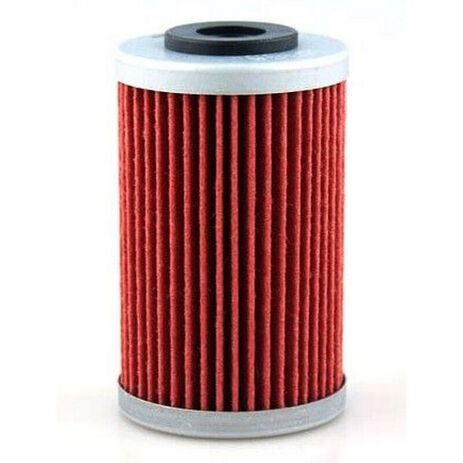 _Hiflofiltro Oil Filter KTM SX-F/EXC-F 400/450/525 99-06 1st Husqvarna 701 Enduro 16-19 2nd | HF155 | Greenland MX_