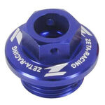 _Suzuki RM 80/85 01-17 RM 125/250 01-08 RMZ 250 07-19 Oil Filler Plug Blue | ZE89-2212 | Greenland MX_