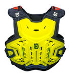 _Leatt 4.5 Kids Body Protector Husqvarna 2019 Yellow | 3HS1997200 | Greenland MX_