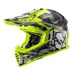 _LS2 Fast Mini EVO MX437 Crusher Youth Helmet   40437J3412-P   Greenland MX_