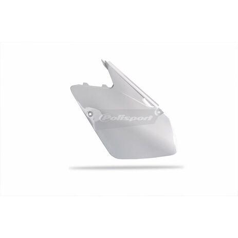 _Polisport Suzuki RM 125/250 01-08 Side Panels Kit White | 8600400001 | Greenland MX_