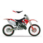 _Blackbird Dream 3 Graphic Honda CR 125 R 93-97 CR 250 R 92-96 | 1124E | Greenland MX_