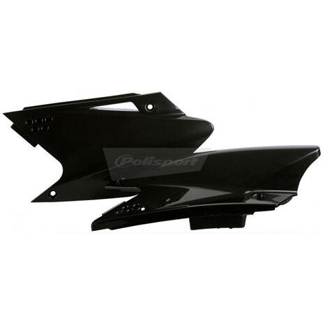 _Polisport Kawasaki KX 250 F 06-08 Number Carrier Side Panels kit Black   8603000002   Greenland MX_