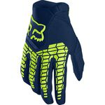 _Fox Pawtector Gloves Navy | 21737-007 | Greenland MX_